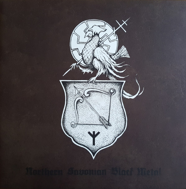 Circle Of Dawn Northern Savonian Black Metal Lp
